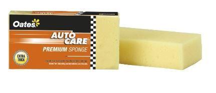 Premium Car Sponge  -  20 x 10cm