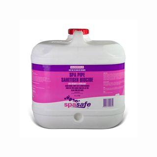 #20FSSSB15 Spa Safe Sanitiser Biocide