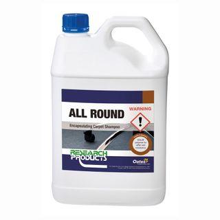 All Round Encapsulating Carpet Shampo 5l