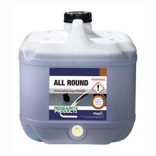 All Round Encapsulate Carpet Shampoo 15l