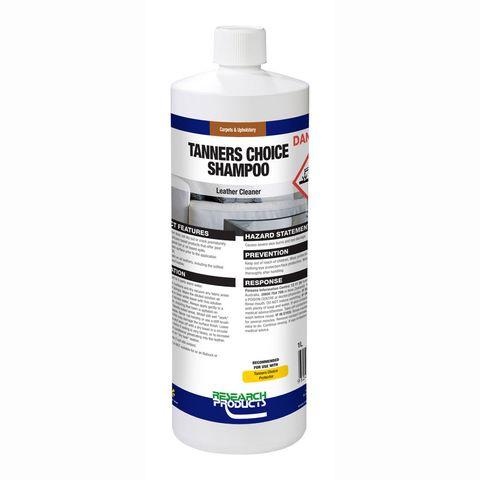 Tanners Choice Leather Shampoo