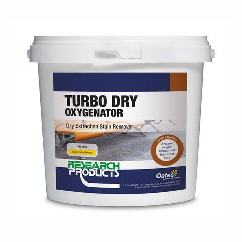Turbo Dry Oxygenator 4kg pH10-11