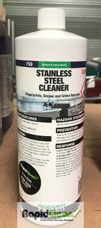 Stainless Steel Cleaner - 1 Litre