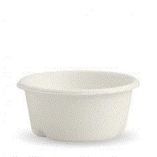 BIOCANE SAUCE BIO CUP 60ML - WHITE, CARTON 1000