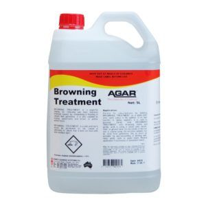 AGAR BROWNING TREATMENT 5L