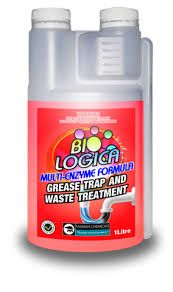 BIO-LOGICA ENZYME GREASE DIGESTER 1L