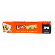 GLAD BAKE 120M X 40.5CM