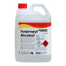 AGAR ISOPROPYL ALCOHOL 5LT