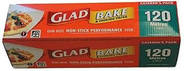 GLAD BAKE 120M X 30CM
