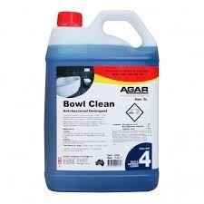 AGAR BOWL CLEAN 5LT
