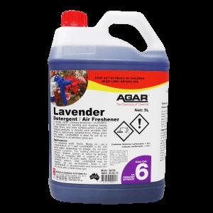 AGAR LAVENDER DETERGENT 5L