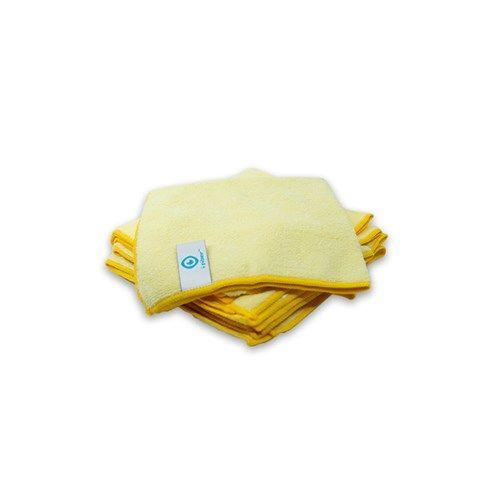 I-FIBRE 300GM MICROFIBRE CLOTH - YELLOW