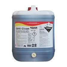 AGAR GRILL CLEAN 15L