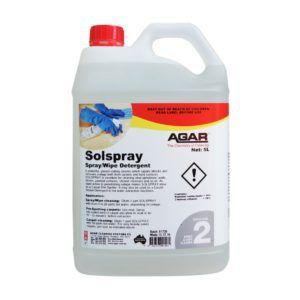 AGAR SOLSPRAY 5L