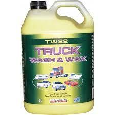 SEPTONE TW22 TRUCK WASH N WAX 20LT