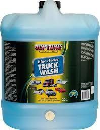 SEPTONE BLUE HEELER TRUCK WASH 20LT