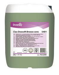 CLAX DEOSOFT BREEZE CONC 54B1 15LT