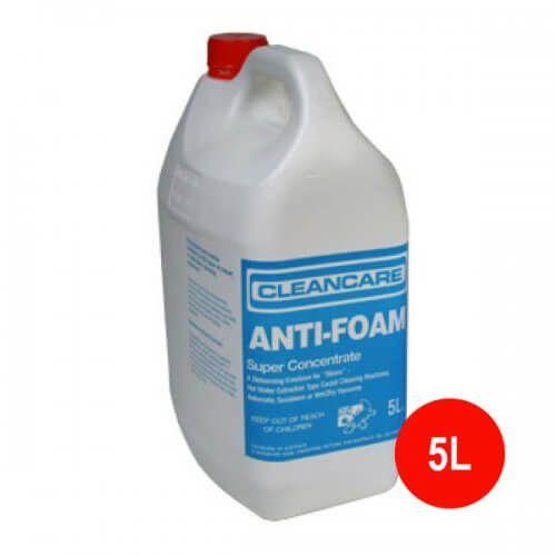 CLEANCARE ANTI-FOAM 5L