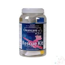 CLEANCARE RESCUE KIT- STAIN REMOVER