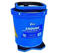 EDCO WRINGER BUCKET BLUE