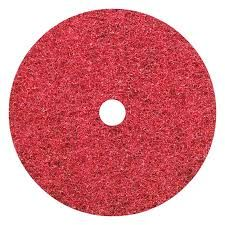 GLOMESH PAD REGULAR 350MM - RED
