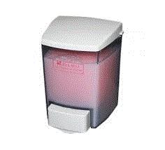ENCORE SOAP DISPENSER WHITE 84
