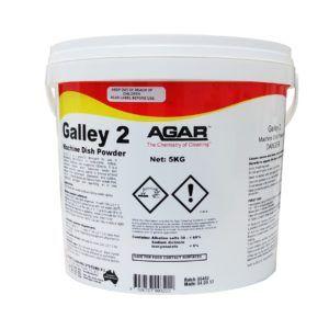 AGAR GALLEY 2 10KG