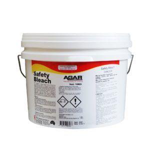 AGAR SAFETY BLEACH 10KG