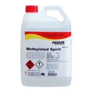 AGAR METHYLATED SPIRITS 5L