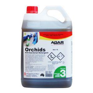 AGAR ORCHIDS 5L