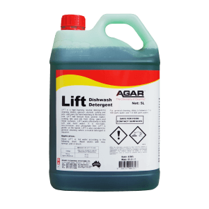 AGAR LIFT DISHWASHING LIQUID 5L