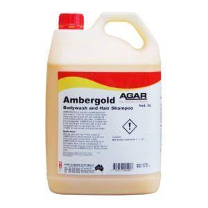 AGAR AMBERGOLD 5L