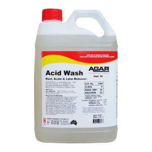 AGAR ACID WASH 5L