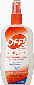 OFF!! INSECT REPELLENT SPRAY