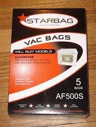 VACBAG SYN 5PK AF500S