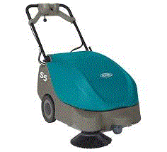 TENNANT S5 - BATTERY COMPACT WALK BEHIND SWEEPER