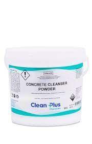 CLEAN PLUS CONCRETE CLEANSER POWDER - 5KG