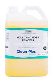 CLEAN PLUS MOULD AND MOSS REMOVER - 5L