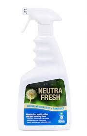 CLEAN PLUS NEUTRA FRESH ODOUR NEUTRALISER - 750ML