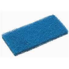 OATES NO.636 BLUE EAGER BEAVER SCRUB PAD