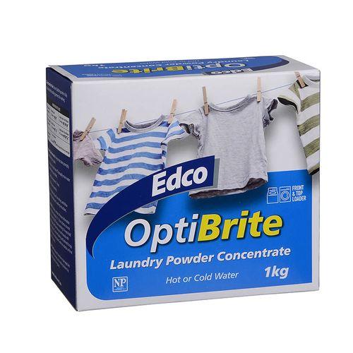 EDCO OPTIBRITE LAUNDRY POWDER CONCENTRATE 1KG