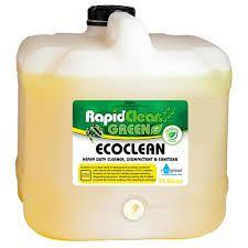 RAPIDCLEAN ECO-CLEAN - 15L