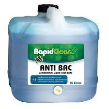 RAPIDCLEAN  ANTIBAC HAND SOAP 15L