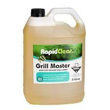 RAPIDCLEAN  GRILL MASTER 5LT