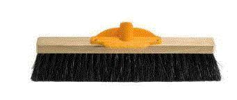 OATES 350MM SWEEP-EZE PLATFORM BLEND BROOM - HEAD ONLY