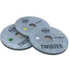TWISTER BY DI PAD 35CM GREEN