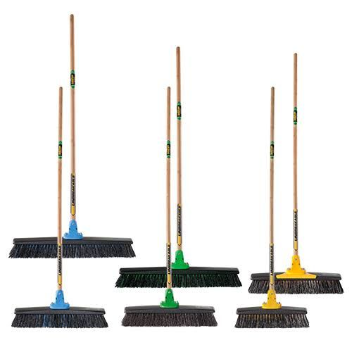 OATES 350MM DURAFLEX FINE PARTICLE BROOM