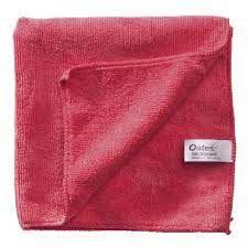 MF-034R MICROFIBRE CLOTH RED
