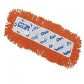 OATES 600MM DUST CONTROL MOP FRINGE ONLY - ORANGE-(SM-009 / 165876) (SUITS SUITS SM-010 / 165877) ) - EACH