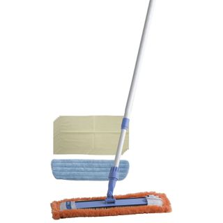 OATES 350MM TRIPLE ACTION FLAT MOP - (EV-011 / 165297)